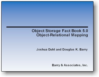 Object-Relational Fact Book